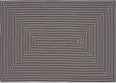 Loloi Rugs Leah Outdoor Rug, Black/Ivory