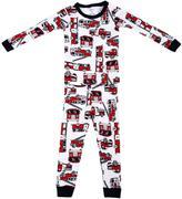Carter's Toddler Four Piece Firetruck Pyjama Set