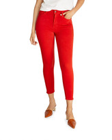 Thumbnail for your product : ÉTICA Giselle Skinny Cropped Ankle Jeans