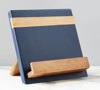 Pottery Barn Handmade Reclaimed Wood Cookbook Holders
