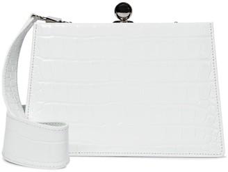 Ratio et Motus Exclusive to Mytheresa Mini Twin croc-effect shoulder bag