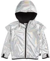 Nununu Hooded Nylon Jacket