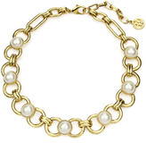 Ben-Amun Ben Amun Short Pearly Chain Necklace