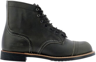Red Wing Shoes Iron Ranger Lace-Up Boots