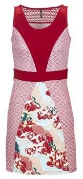 Smash Wear PAPOILA women's Dress in Red