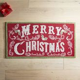 Pier 1 Imports Merry Christmas Rug