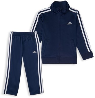 adidas Baby Boy's 2-Piece Signature Tracksuit