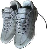 Nike 95 Blue Suede Trainers