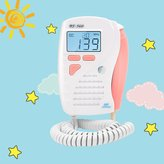 Bestman Portable heartbeat Amplifier baby monitor home use sweety gift for pregnant to listen baby heart sound LCD display FHR