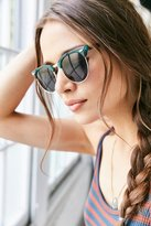 Urban Outfitters Skylar Half-Frame Sunglasses
