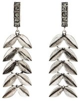 Giles & Brother Crystal Victory Drop Earrings