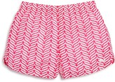 Vineyard Vines Girls' Island Whale Tail Shorts - Little Kid