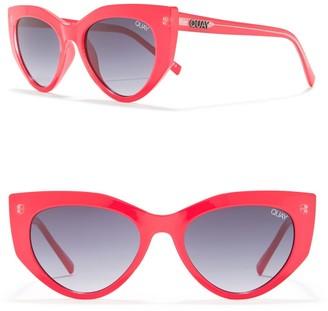 Quay Persuasive Cat Eye Sunglasses