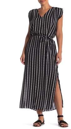 Velvet Heart Aurelie Striped Maxi Dress