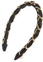 Tasha Woven Link Headband