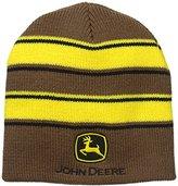 John Deere Men's Stripe Beanie