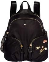 Nica Tokyo logo mini backpack
