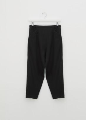 Pas De Calais Rayon Blend Shadow Stripe Trousers