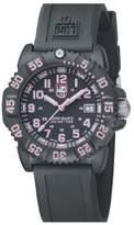 Luminox LU7065 Colormark Black/Pink Dial Women's Watch