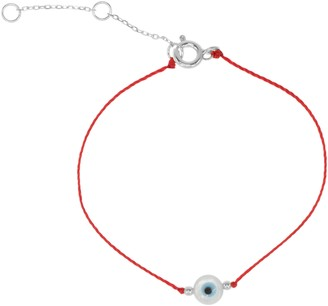 RAGEN Jewels Evil Eye Cord Bracelet