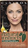 Clairol Natural Instincts #28 Size Kit Natural Instincts Dark Brown Color Treatment #28