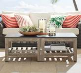 Pottery Barn Connor Stone Bunching Table