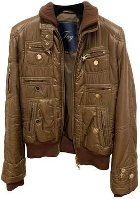 Fay Camel Coat for Women