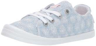 Roxy Girl's Little Mermaid RG Bayshore Slip On Sneaker Shoe