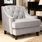 Lark Manor Arwood Tufted Arm Chair