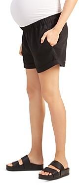 Ingrid & Isabel Maternity Easy Cuffed Shorts