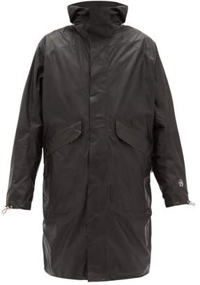Peak Performance X Ben Gorham - Hooded Gore-tex Raincoat - Mens - Grey