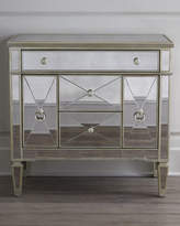 Vince Amelie Small Mirrored Chest