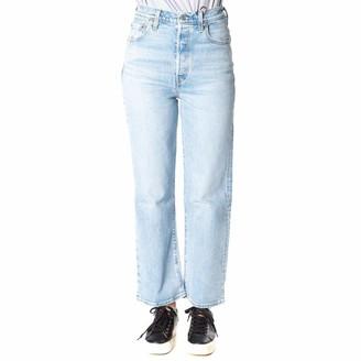 Levi's Jeans Ribcage Straight 72693 Denim Size:28