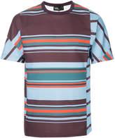 Kolor striped T-shirt