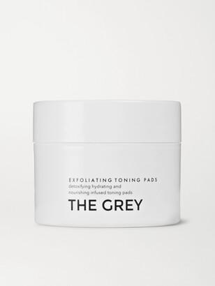 The Grey Men's Skincare Exfoliating Toning Pads X 50
