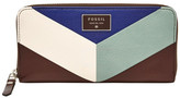 Fossil Dawson Zip Around Clutch