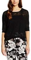 B.young Women's Regular fit Blouse - Black -