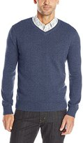 Levi's Men's Clayer Solid V-Neck Sweater