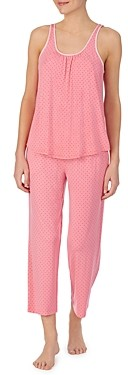 Kate Spade Dot Print Cami Capri Pajama Set