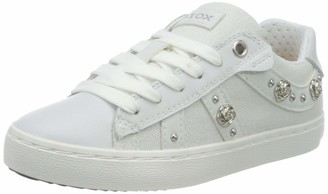 Geox Girls J Kilwi Low-Top Sneakers