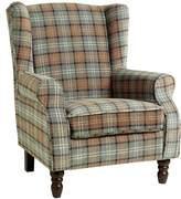 Kaleidoscope Shetland Grey Chair