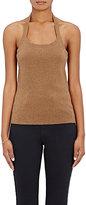 Barneys New York Women's Merino Wool-Blend Halter Top-TAN
