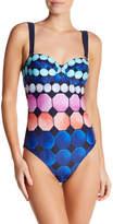Ted Baker Marina Mosaic Swimsuit