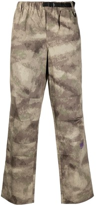 Billionaire Boys Club Camouflage Print Trousers