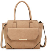 Urban Expressions Tana Faux Leather Shoulder Bag