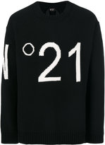 N°21 Wool Crew-neck Sweater