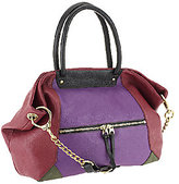 Oryany As Is Jocelyn Italian Grain Leather Satchel