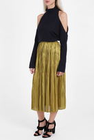Tibi Pleated Skirt