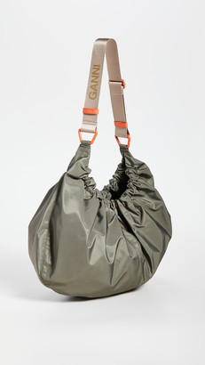 Ganni XXL Hobo Bag