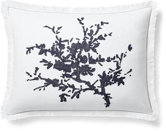 Ralph Lauren Eva Silhouette Throw Pillow